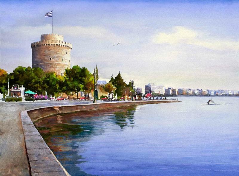 Excursion to Thessaloniki